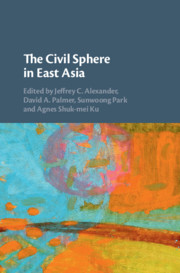 The Civil Sphere in East Asia