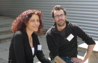 Vered Vinitzky-Seroussi and Jonathan Roberge