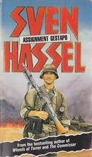 Sven Hassel Book Cover