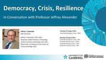 Alexander_Canberra Poster